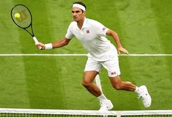 """Kết quả tennis Wimbledon mới nhất: """"Tổ"""" đãi Federer!"""