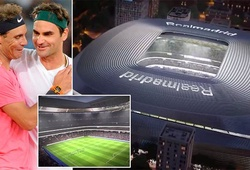Nadal cùng chủ tịch Real Madrid bắt tay lập kỷ lục tennis?