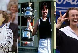 Top 4 huyền thoại tennis mãi lỡ hẹn với 1 Grand Slam