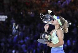 """Top 10 tay vợt tennis săn tiền thưởng của WTA Tour 2020: Bảng danh sách """"điên rồ"""""""