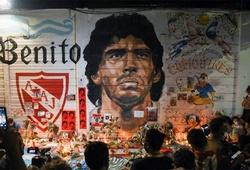 Nadal cùng giới tennis tôn vinh Maradona