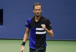 Video Highlight Daniil Medvedev vs Andrey Rublev, vòng tứ kết US Open 2020