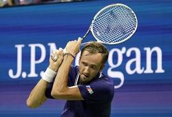 Kết quả tennis US Open hôm nay 31/8: Số 2 thế giới Medvedev thắng nhẹ nhàng