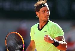 """Kết quả tennis Roland Garros mới nhất: Nadal quá mạnh, Rublev """"chết thảm""""!"""