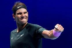Nadal thắp lại hy vọng vô địch ATP Finals lần đầu khi loại ĐKVĐ Tsitsipas