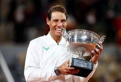 Nadal nhận huy chương cao quý nhất cho giới thể thao Tây Ban Nha