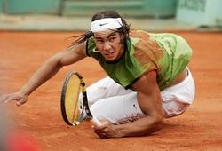 Vì sao Rafael Nadal chưa từng đập gãy vợt?
