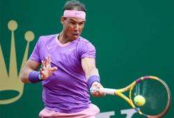 Kết quả tennis Monte-Carlo Rolex Masters ngày 15/4:Nadal vào tứ kết gặp Rublev do Dimitrov đau răng?