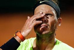 Thật không thể tin nổi: Nadal thua trên sân đất nện Italian Open!