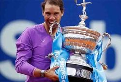 Kết quả tennis mới nhất: Nadal và Barty vô địch