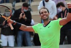 """Kết quả tennis Roland Garros mới nhất: Nadal và Djokovic quá mạnh, Svitolina sắm vai """"vật tế thần""""!"""