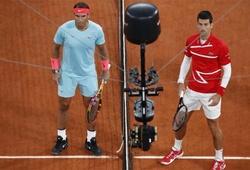 Các giải thưởng tennis ATP năm 2020: Vẫn phải vinh danh Djokovic, Nadal và... Federer!