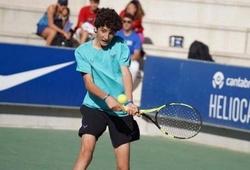 Tân binh nhà Nadal ra mắt làng tennis chuyên nghiệp như thế nào?