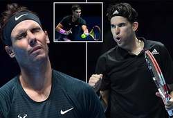 """Nadal sụp đổ trong một ngày """"điên rồ"""" của ATP Finals"""