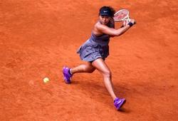 Kết quả tennis Madrid Open mới nhất:Các hạt giống Naomi Osaka, Simona Halep gặp chút khó khăn