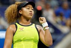 Kết quả tennis US Open mới nhất hôm nay 2/9:Osaka không đánh vẫn thắng
