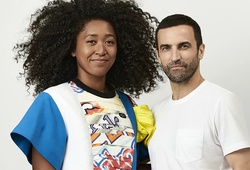 Thể thao và thương mại: Vì sao thương hiệu sang chảnh Louis Vuitton chọn Naomi Osaka?