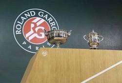 Kết quả tennis Roland Garros 2020 hôm nay trực tuyến mới nhất