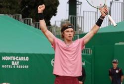 Kết quả tennis bán kết Monte-Carlo Rolex Masters ngày 17/4:Tsitsipas vs Rublev tranh ngôi Vua mới!
