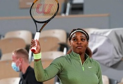 Kết quả tennis Roland Garros mới nhất: Serena Williams thẳng tiến, Andreescu xấu mặt!