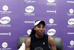 Serena Williams: Tennis là môn thể thao giãn cách xã hội