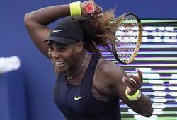 Kết quả Cincinnati Masters: Serena Williams bắt đầu đã muốn ngộp!