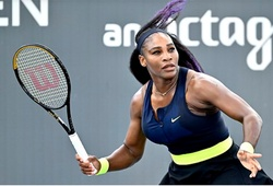 Serena Williams thua sốc ở tứ kết Top Seed Open