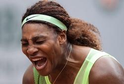 Kết quả tennis Roland Garros mới nhất:Với Serena Williams, 24 Grand Slam là giấc mơ không có thật!