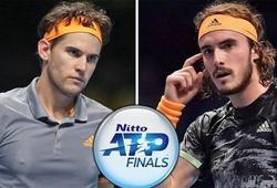 """Chung kết ATP Finals 2019 tái hiện sớm: """"Thần Hy Lạp"""" lại vùi dập tân vô địch US Open?"""