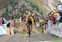 Kết quả chặng 17 cuộc đua xe đạp Tour de France: Áo vàng Roglic gia tăng khoảng cách