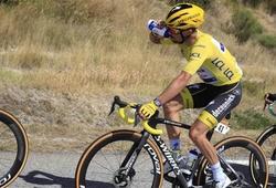 Kết quả vòng 5 đua xe đạp Tour de France: Alaphilippe uống miếng nước, mất áo vàng!