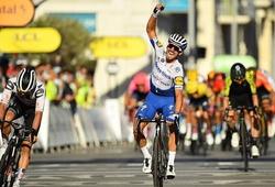Kết quả vòng 2 đua xe đạp Tour de France: Alaphilippe băng lên như một tia chớp!