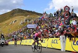 Kết quả chặng 13 cuộc đua xe đạp Tour de France: Dani Martinez cán đích bằng tốc độ rùa bò