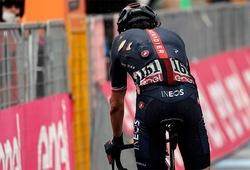 Trò bẩn trên đường đua xe đạp Đông Nam Á xuất hiện tại Vòng đua nước Ý: Áo vàng Tour de France 2018 uất ức bỏ giải!
