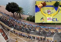 Kết quả vòng 1 đua xe đạp Tour de France: Kristoff mặc áo vàng trong ngày đầy tai nạn