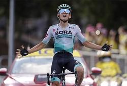 Kết quả chặng 16 cuộc đua xe đạp Tour de France: Kamna thắng chặng, áo vàng chưa đổi chủ