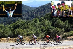 Kết quả vòng 6 đua xe đạp Tour de France: Màn solo để đời của Lutsenko