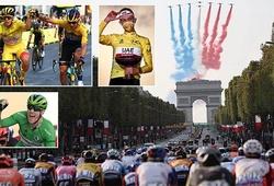 Kết quả đua xe đạp Tour de France: Pogacar - người Slovenia đầu tiên vô địch