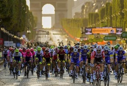Giải xe đạp Tour de France 2021: Tiền thưởng và cơ hội kinh doanh xóa mờ bóng ma COVID-19
