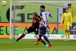 Trực tiếp Hertha Berlin vs Union Berlin trên kênh nào?