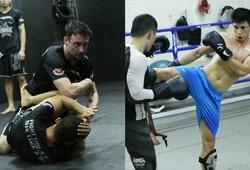 Tập luyện MMA tại Hà Nội những ngày cận kề hợp thức hóa