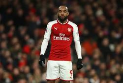 Lacazette và lời nguyền áo số 9 kéo dài ở Arsenal
