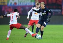 Trực tiếp RB Leipzig vs Hertha Berlin trên kênh nào?
