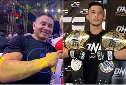Cung Lê, Martin Nguyễn chúc mừng MMA được hợp pháp hóa ở Việt Nam