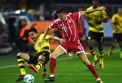 Xem trực tiếp Dortmund vs Bayern Munich trên kênh nào?