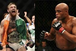 Conor McGregor chấp nhận đề nghị thi đấu kì quặc từ Anderson Silva