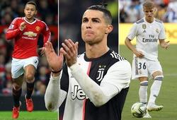 5 cầu thủ được Ronaldo đoán thành sao có số phận thế nào?