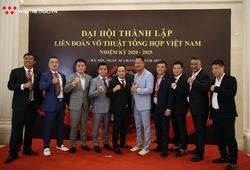 Chùm ảnh: Tưng bừng Đại hội thành lập Liên đoàn MMA Việt Nam
