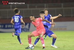 Video: Highlight Sài Gòn FC vs Becamex Bình Dương