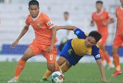 Cầu thủ U23 Việt Nam ghi bàn từ khoảng cách 40m ở ngày khai màn hạng Nhất